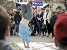Reserep från EM-staden Kiev