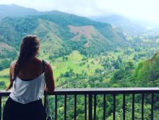 Skönhetschock och längtan efter Colombia